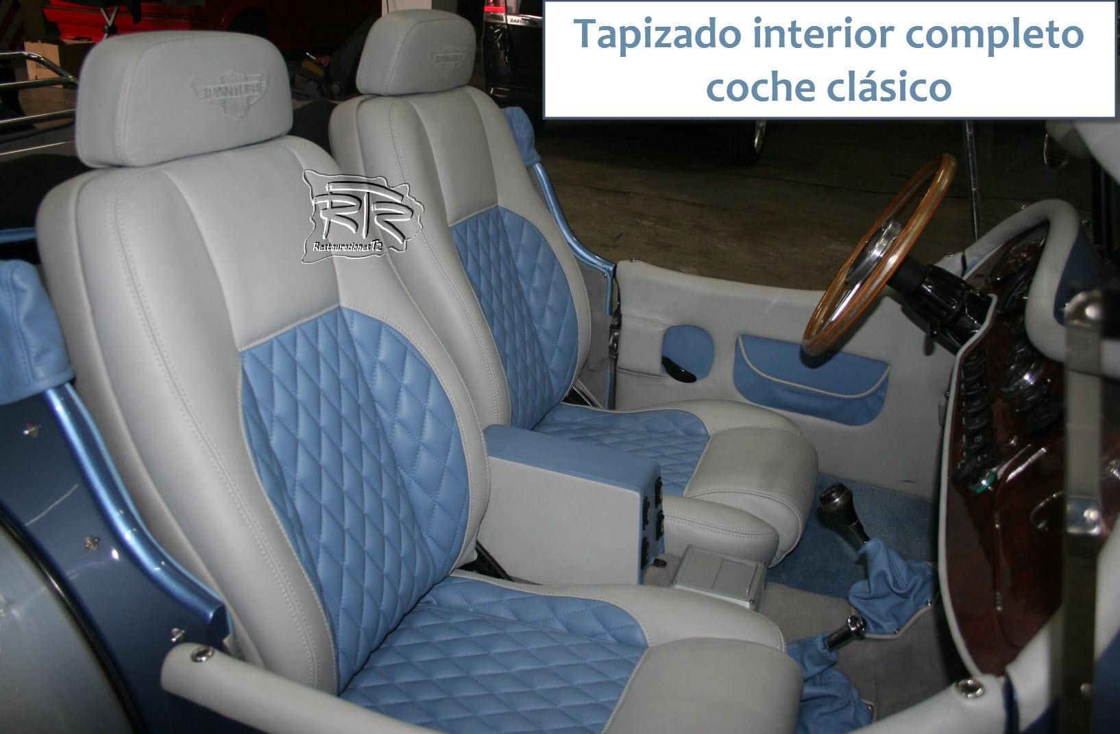 Tapizar Sillones De Coche.Tapiceria Tradicional Www Tapicero Es